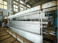 anodizing department